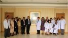 อธิการบดีมหาวิทยาลัยวลัยลักษณ์ พร้อมคณะศึกษาดูงานด้านบริหารจัดการและด้านปฏิบัติการ ณ โรงพยาบาลจุฬาภรณ์