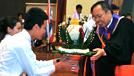นักศึกษา ม.วลัยลักษณ์ กว่า 1,700 คน ร่วมพิธีไหว้ครูประจำปี 2555