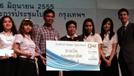 นักศึกษาเทคโนโลยีอาหาร มหาวิทยาลัยวลัยลักษณ์ คว้ารางวัลรองชนะเลิศอันดับ 1 การแข่งขันตอบปัญหาวิชาการทางด้านวิทยาศาสตร์และเทคโนโลยีอาหาร (FoSTAT-Nestlé Quiz Bowl 2012)