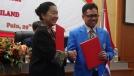 มหาวิทยาลัยวลัยลักษณ์ลงนาม MOU กับ Tadulako University ประเทศอินโดนีเซีย