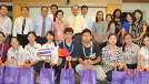 Exchange Students from Kunming Medical University (KMU)