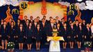 อธิการบดี คณาจารย์ บุคลากรและนักศึกษาร่วมบันทึกเทปถวายพระพร 5 ธันวา มหาราช