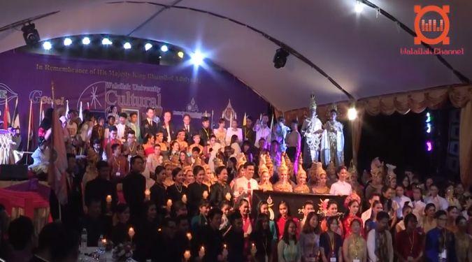มหาวิทยาลัยวลัยลักษณ์จัดค่ายวัฒนธรรมนานาชาติ ครั้งที่ 1 The 1st Walailak University Cultural Camp
