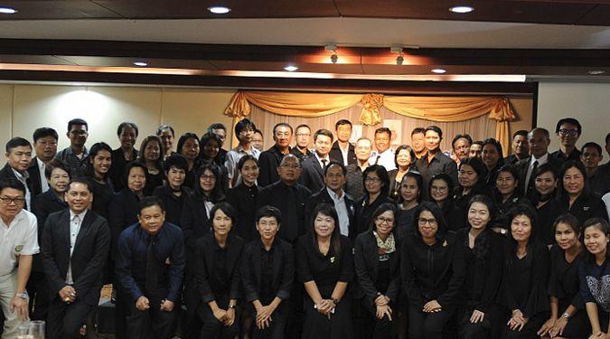 ศูนย์บริการวิชาการ ม.วลัยลักษณ์ จับมือมูลนิธิพัฒนาข้าราชการอบรมผู้นำยุคใหม่ รุ่นที่ 4 ข้าราชการทั่วประเทศแห่เข้าร่วม