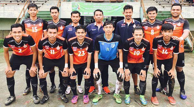 แชมป์ประวัติศาสตร์! ฟุตบอลทีม ม.วลัยลักษณ์ ชนะจุดโทษ มทร.ศรีวิชัย คว้าแชมป์ IMT-GT ครั้งที่ 19 ที่อินโดนีเซีย