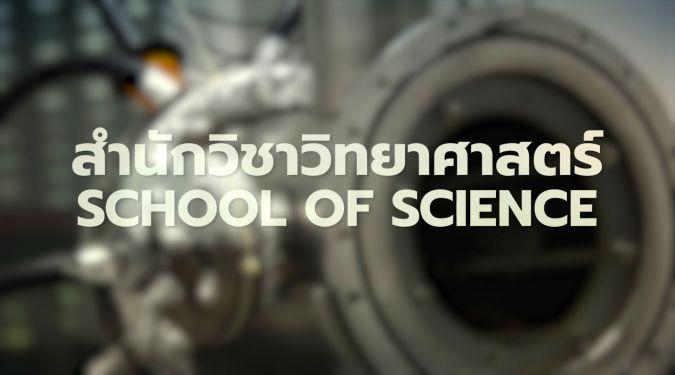 สำนักวิชาวิทยาศาสตร์ มหาวิทยาลัยวลัยลักษณ์