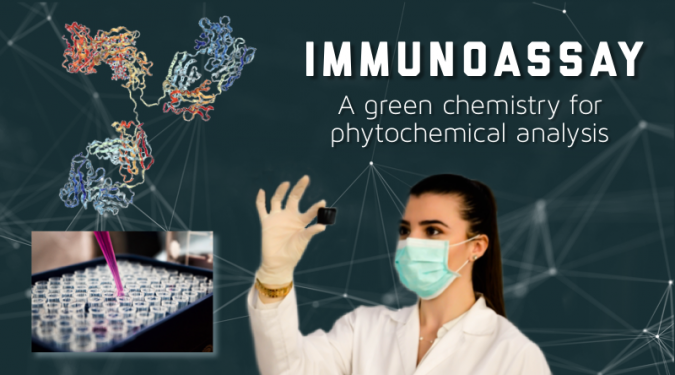 Immunoassay – a green chemistry for phytochemical analysis