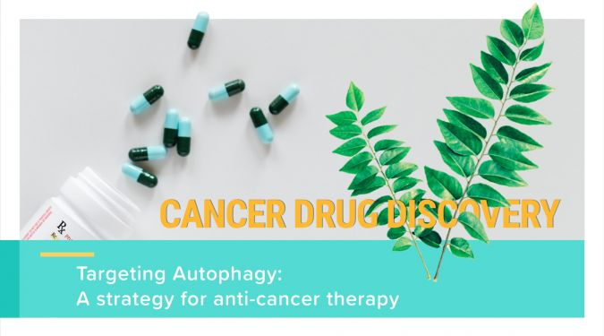 Cancer drug discovery ‒ Targeting autophagy as a strategy for anti-cancer therapies
