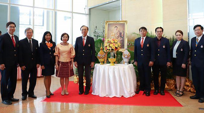 มหาวิทยาลัยวลัยลักษณ์ ลงนามถวายพระพร สมเด็จพระเจ้าลูกเธอ เจ้าฟ้าจุฬาภรณวลัยลักษณ์ อัครราชกุมารี