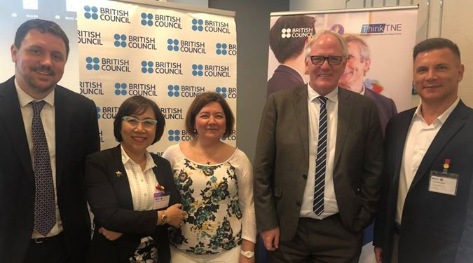 Walailak University International College have been selected to participate in Thailand-UK Higher Education Partnerships Programme