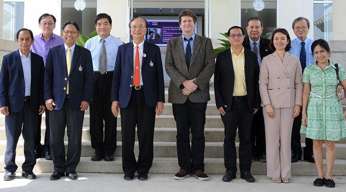 มหาวิทยาลัยวลัยลักษณ์หารือความร่วมมือกับ Auckland University of Technology ประเทศนิวซีแลนด์