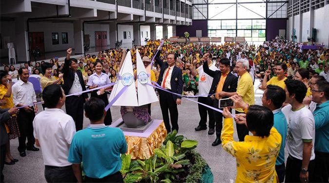 ม.วลัยลักษณ์ กิจกรรม Kick Off Walailak Go Green เตรียมพร้อมขับเคลื่อนสู่มหาวิทยาลัยสีเขียวแห่งความสุขที่ยั่งยืน