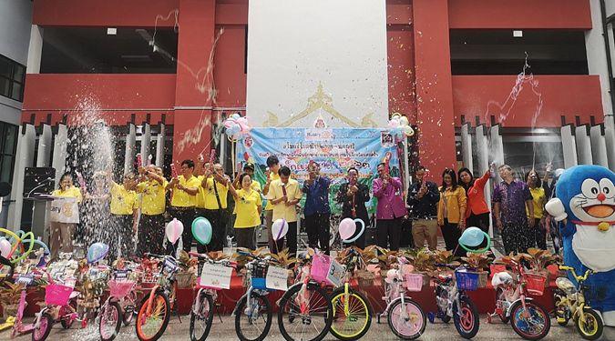 ม.วลัยลักษณ์ร่วมกับหน่วยงานภาคีเครือข่ายจัดงานวันเด็กแห่งชาติ ครั้งที่ 18 ประจำปี 2563